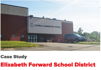 Canvas Case Study- Elizabeth Forward School District