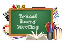 Regular School Board Meeting Location Change Due to iPad Distribution: The Meeting will be held Wednesday, August 21, 2019 at 6:30 PM in the Elizabeth Forward Middle School Cafeteria- Please use EFMS Main Entrance